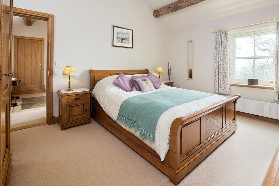 Kingsize Double B&B Room with Sleigh Bed